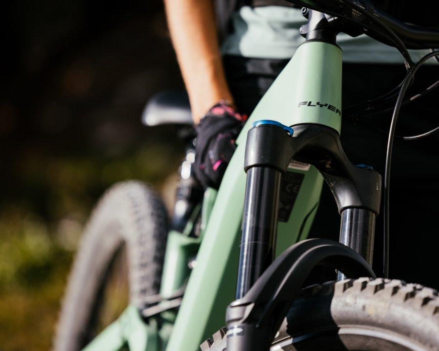 FLYER E-Mountain-Bike Uproc6