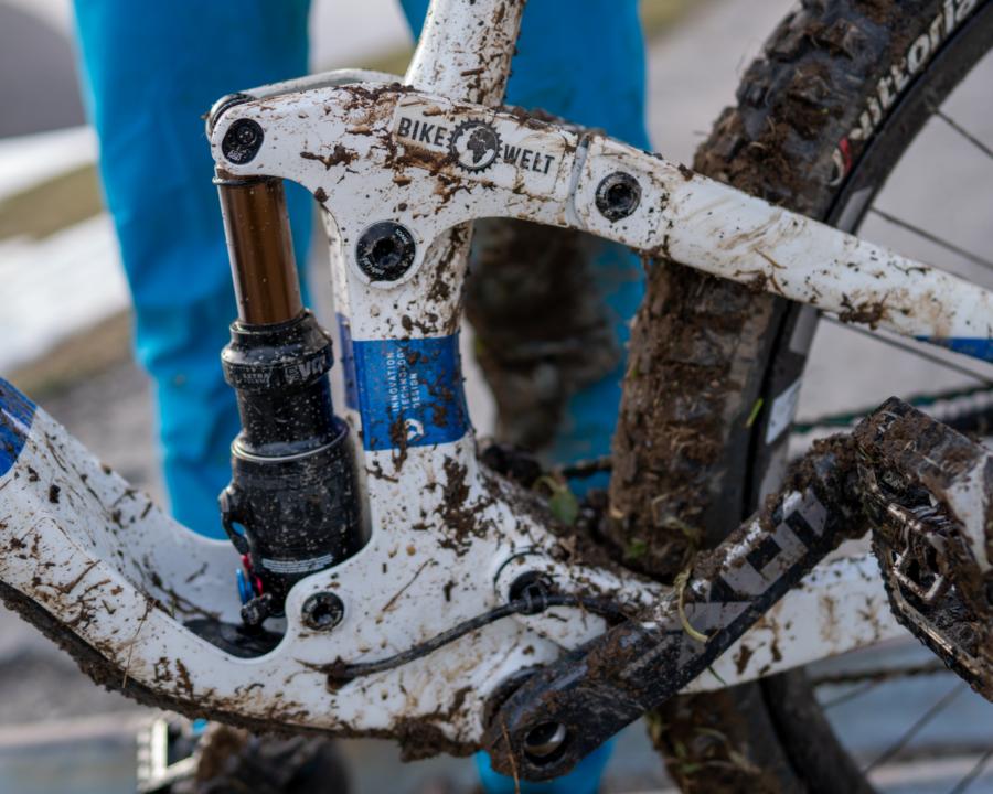 Bike-Reinigung und -Pflege